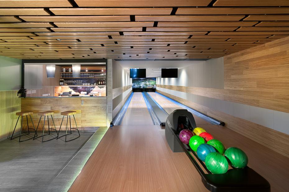 Bowling Amenity hotel Špidnlerův Mlýn