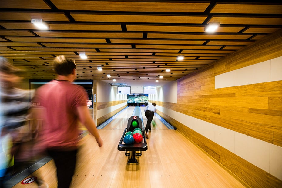 bowling amenity resort spindleruv mlyn